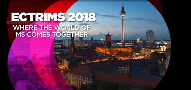 ECTRIMS2018 multiple sclerosis MS neurology